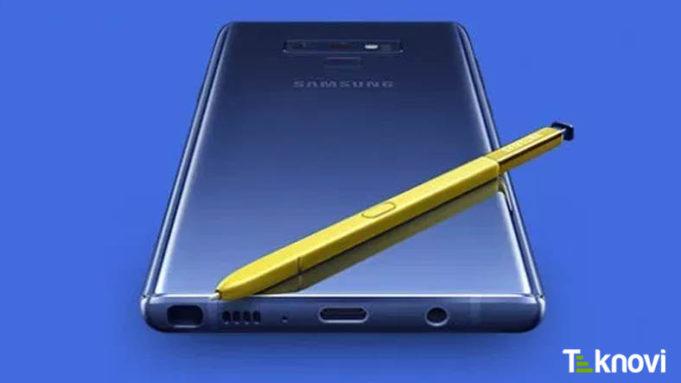 Samsung Galaxy Note 9 Ön Siparişe Açıldı!
