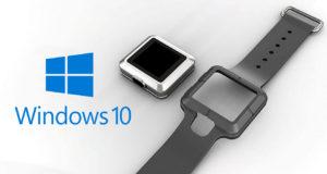 Windows 10 Tabanlı Akıllı Saat Geliyor!